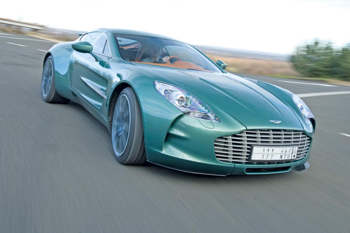 Aston Martin One 77 Review Auto Express