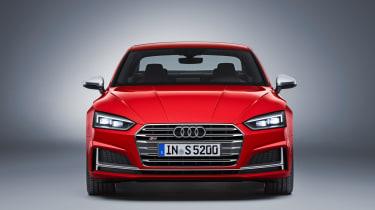 Audi S5 - full front