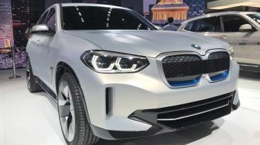 BMW iX3 - Beijing front