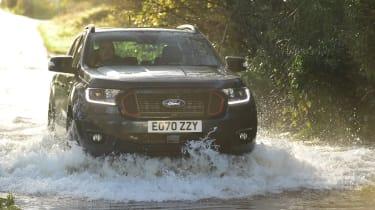 Ford Ranger Thunder - front