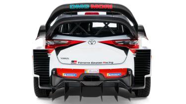 Toyota Yaris WRC - full rear