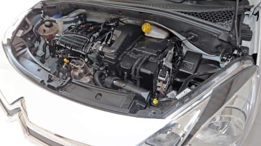 Used Citroen C3 - engine