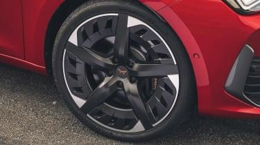 Cupra Leon Estate - wheel