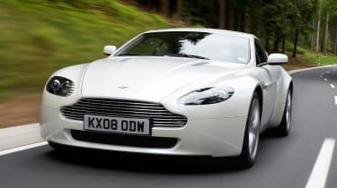 Best cars under £30,000 - Aston Martin Vantage