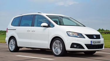 SEAT Alhambra - best used MPVs and people carriers