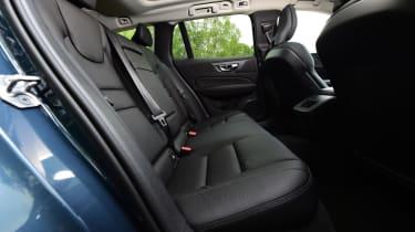 Volvo V60 - rear seats