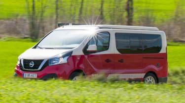 Nissan campervan NV300