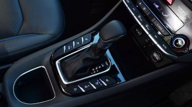 Hyundai Ioniq Plug-in long term - first report transmission