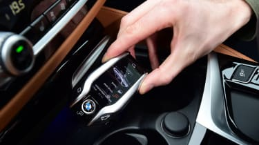 BMW 5 Series long termer - first report key