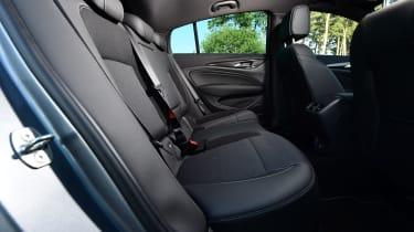 Vauxhall Insignia Grand Sport - rear seat