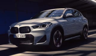 BMW X2 M Mesh Edition - front