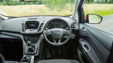 Ford C-MAX - interior