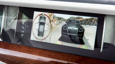 Rolls-Royce Phantom - infotainment