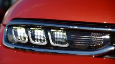 Citroen C3 Aircross - front light
