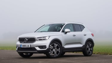 Volvo XC40 T4 - front static