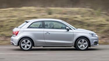 Audi A1 - side