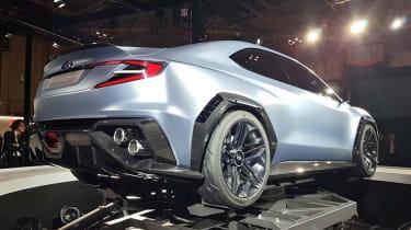 Subaru VIZIV Performance Concept - rear