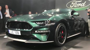 Ford Bullitt Mustang GT - Geneva front