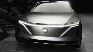 Nissan IM concept - full front
