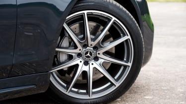 Mercedes S-Class - wheel