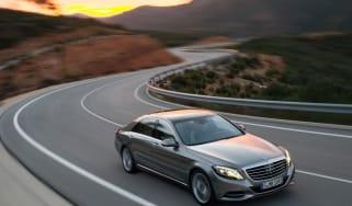 Mercedes S-Class action
