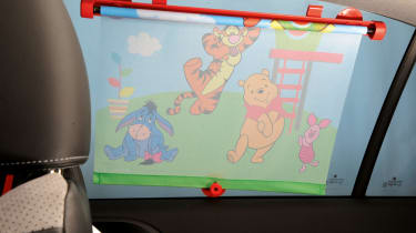Winnie the Pooh Sunblinds