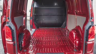 Volkswagen Transporter 6.1 - load bay