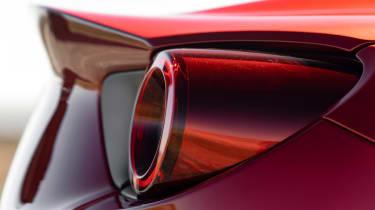 Ferrari Portofino M - rear light