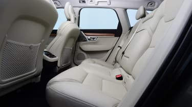 Volvo V90 used guide - rear seat