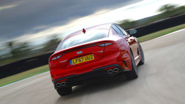 Kia Stinger - full rear