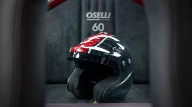 David Brown Automotive Oselli Mini - helmet