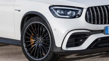 Mercedes-AMG GLC 63 - wheel