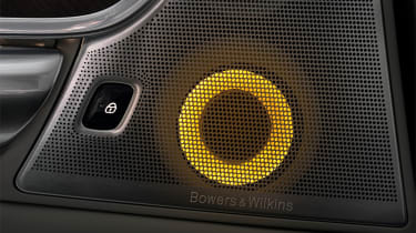 Volvo S90 Ambience concept - speaker