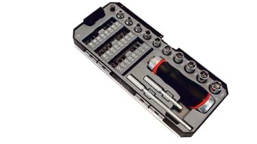 Sealey multi-bit screwdriver