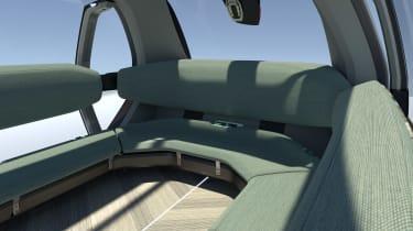 Renault EZ-GO concept - interior