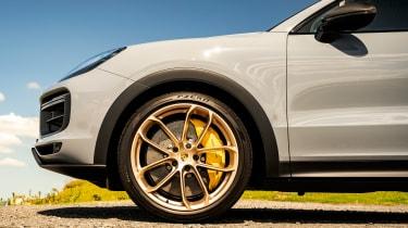 Porsche Cayenne Coupe Turbo GT - wheel