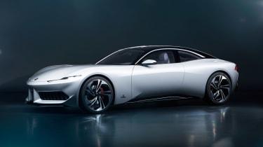 Karma GT Pininfarina - front
