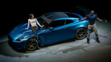 Fast and Furious Live Nissan