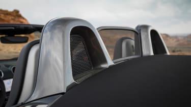 Porsche 718 Boxster T - detail
