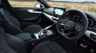 Audi A5 Sportback - cabin