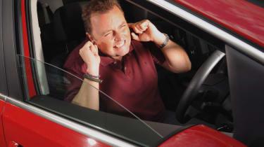 SEAT Alhambra drivers window fault