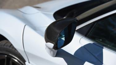McLaren 720S - wing mirror