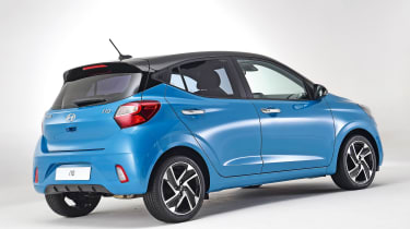 Hyundai i10 - rear studio