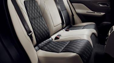 Jaguar F-Pace SVR - rear seats