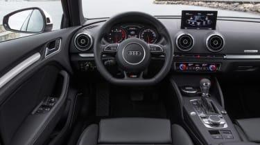 Audi A3 Sportback TFSI interior