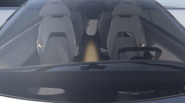 Nissan IMQ concept - windscreen