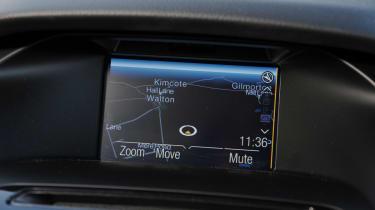Renault Megane vs Ford Focus vs SEAT Leon tech