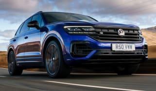 Volkswagen Touareg R - front