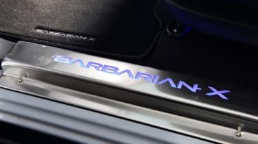 Mitsubishi L200 sill