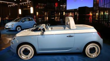 Fiat 500 Spiaggina by Garage Italia - side